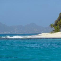 Petit Martinique, Petit San Vincent e Mopion